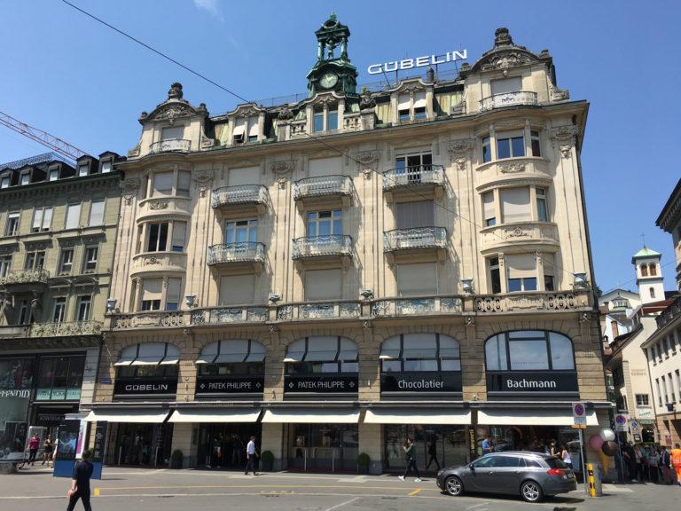 Schwanenplatz 7 in Luzern, Frauenpraxis Vatterott